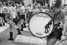 Parata della Girlesque Street Band