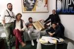 "26.04.2018 Giorgio Li Calzi e Simone Zanchini QuartetCHINI QUARTET • <a style=""font-size:0.8em;"" href=""http://www.flickr.com/photos/149799464@N05/41736411811/"" target=""_blank"">View on Flickr</a>"