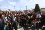 """27.04.2019 Marching band e balli lindy hop per i mercati di Torino • <a style=""""font-size:0.8em;"""" href=""""http://www.flickr.com/photos/149799464@N05/33844160228/"""" target=""""_blank"""">View on Flickr</a>"""