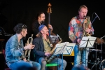 """27-04-19 - TORINO NIGHT ENSEMBLE FEAT. FAMOUDOU DON MOYE - """"ANTHROPOSOPHIE"""" • <a style=""""font-size:0.8em;"""" href=""""http://www.flickr.com/photos/149799464@N05/40750344833/"""" target=""""_blank"""">View on Flickr</a>"""