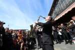 """27.04.2019 Marching band e balli lindy hop per i mercati di Torino • <a style=""""font-size:0.8em;"""" href=""""http://www.flickr.com/photos/149799464@N05/47721154841/"""" target=""""_blank"""">View on Flickr</a>"""
