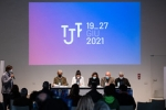 """Conferenza stampa di presentazione TJF2021 • <a style=""""font-size:0.8em;"""" href=""""http://www.flickr.com/photos/149799464@N05/51199845661/"""" target=""""_blank"""">View on Flickr</a>"""