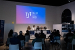 """Conferenza stampa di presentazione TJF2021 • <a style=""""font-size:0.8em;"""" href=""""http://www.flickr.com/photos/149799464@N05/51199849851/"""" target=""""_blank"""">View on Flickr</a>"""