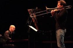 Nils Wogram - Bojan Z. duo